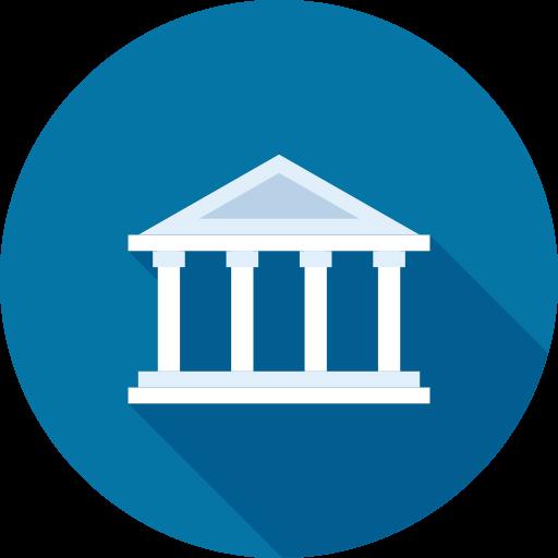 Icono Banco Gratis de Business and finances Icons