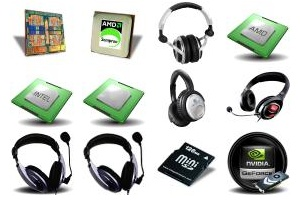 Tools Hardware Pack 4 Icons