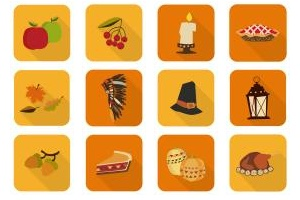 Thanksgiving Iconset