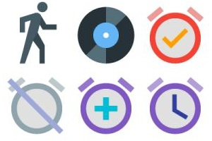 Material Design Icons 的 iconShock