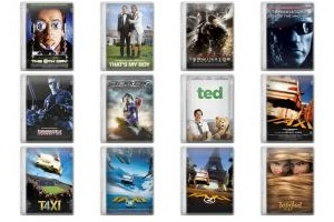 Movie Mega Pack 3 Icons