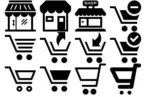 Simpleicon Ecommerce Icons